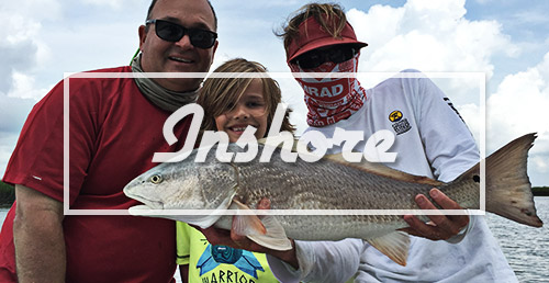 charleston inshore fishing charters
