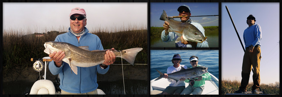 Guided fishing charters charleston fish finder for Charleston fishing charters